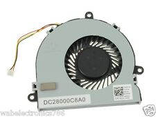 CPU Cooling Fan for Dell Inspiron 15R 3521 3721 5521 5721DFS501105FQ0 SU03 3-PIN