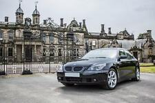2005 BMW 550i Security VR4 Bullet Resistant Armoured Car