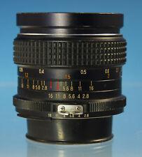 Tokina Wide-Auto 28/2.8 Lens objectif Objektiv für Nikon AI - (30744)