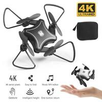 KY902 Mini Drone with 4K HD Camera Folding Drones Four-axis Quadcopter Fun Toy