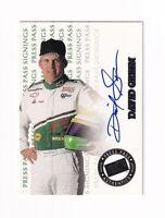 1999 Press Pass SIGNINGS #20 David Green BV$15! #265/770! SUPER SCARCE!