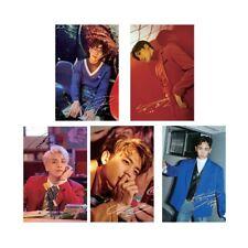 5pcs/set Kpop SHINEE Clear Photo Card PVC Lomo Cards KEY Taemin Photocard Shinee