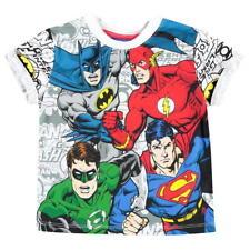 DC Comics Justice League Short Sleeve Tee T Shirt Top 13 Years BNWT RRP £11.99