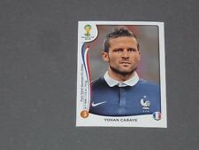 384 CABAYE PARIS PSG FRANCE PANINI FOOTBALL FIFA WORLD CUP 2014 BRASIL