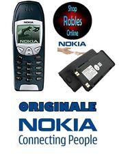 Nokia 6210 Classic Black Night (Senza SIM-lock) DUAL BAND GSM 900/1800 ORIGINALE TOP