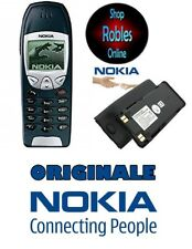 Nokia 6210 Classic Black Night (Ohne Simlock) Dualband GSM 900/1800 Original TOP