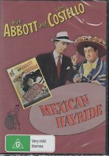 Mexican Hayride - Abbott and Costello New and Sealed DVD