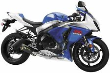 2009-2016 GSXR 1000 Two Brothers Carbon Fiber Full Exhaust 2011 2012 2013 2014