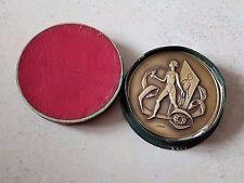 Médaille décoration militaria honneur cinéma LAMON U.C.A.H.-N. Medal Medaglia