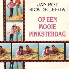 """JAN ROT/RICK DE LEEUW – Op Een Mooie Pinksterdag (1991 VINYL SINGLE 7"""")"""