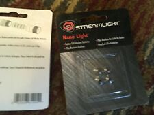 10 pc - Streamlight, Nano Batteries (4 Pack),Nano Batteries (4 Pack), Part 61205