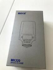Meike MK320 Speedlite Flash for Canon Cameras