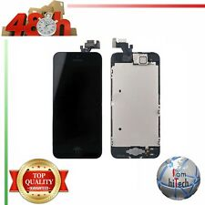 DISPLAY PER IPHONE 6 NERO ASSEMBLATO COMPLETO SCHERMO LCD ORIGINALE CENTURY