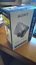 Camara Digital Compacta  Sony DSC-S650  Pantalla LCD 2.0 Zoom Optico  Nueva