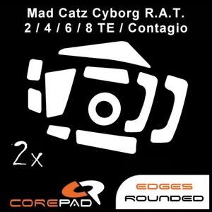 Corepad Skatez Mad Catz Cyborg R.A.T. 2 4 6 8 TE Contagio Hyperglides Teflon