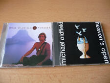 2 CD Set Mike Oldfield: Voyager & Heaven`s Open