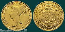 40 Lire 1821 Maria Luigia - Parma (RR)