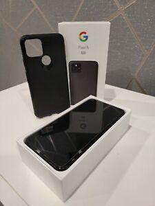 Google Pixel 5 GTT9Q - 128GB - Just Black (Unlocked)