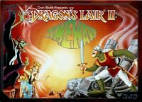 Dragon's Lair Limited Run Games Silver Trading Card #340 New No Creases Tears