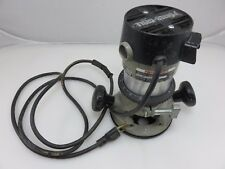 "Porter Cable 6902 Heavy Duty Router Motor With Fixed Base & 1/2"" Collet"