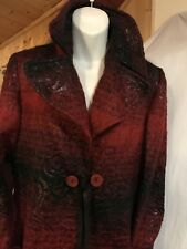 Vintage Helena Sorel Women Coat size 38