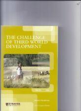 The Challenge of Third World Development (Strayer