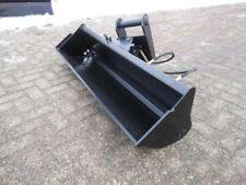 Baggerschaufel / Breite: 1000mm / Aufnahme: MS01 / Hydraulisch schwenkbar