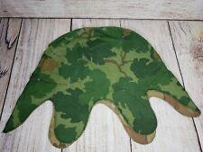 Original Vietnam War Mitchell M1 Helmet Cover - Reversible Camo, 69 Contract