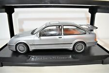 MODELLINO AUTO SCALA 1:18 FORD SIERRA COSWORTH CAR MODEL NOREV MINIATURE MODELO