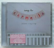 """Christina Perri  """"Songs For Carmella: Lullabies and Sing-A-Longs"""" (new, sealed)"""