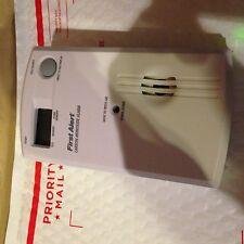 First Alert C0614  614614 Carbon Monoxide Alarm  ORIGINAL GENUINE W/BATTERIES