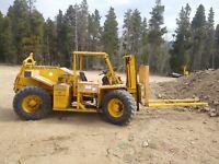 1998 Entwistle MHE-270 Rough Terrain Forklift