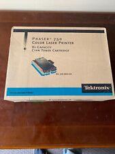 016-1800-00 Tektronix Cyan Toner Phaser 750