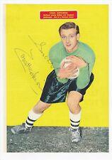 A/&BC-FOOTBALL MAKE A PHOTO 1963-#094 BOLTON WANDERERS EDDIE HOPKINSON