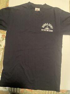 Bubba Gump T-Shirt New York Times Square