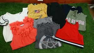 Women's Size 10 Mixed Clothing Bundle X10 Items High Street Brands LB14