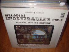 MARIMBA TANCHEZ HERMANOS melodias inolvidables vol 2 ( world music ) guatemala