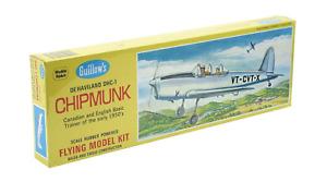 Guillows De Havilland Chipmunk Balsa Kit