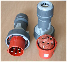 MENNEKES CEE-Stecker PowerTOP Xtra 63A 400V 5-polig rot IP67 Typ 13212 NEU
