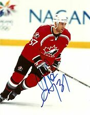 Autographed Team Canada Eric Desjardins 8x10 Photo
