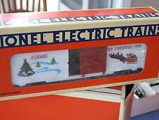 1994 Lionel 6-19929 Merry Christmas Box Car New L0831