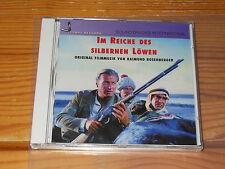 IM REICHE DES SILBERNEN LÖWEN - R. ROSENBERGER / SOUNDTRACK-CD OVP! SEALED!