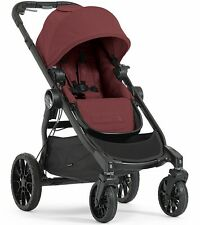 Baby Jogger City Select LUX Single Stroller in Port Brand New!! Free Ship!