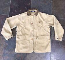 Vintage Polo Ralph Lauren Hunting Safari Canvas Jacket RARE LG (?) Cotton