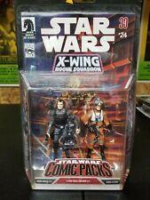 Star wars Comic Pack 12 Baron Soontir Fel & Hobbie Klivian