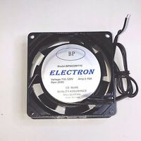 BP8025M110 FAN 110V AC 80mm 25mm 0.15A 115V 120V 2600 RPM Ball Bearing 1pc