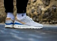"Le Coq Sportif LCS R800 PREMIUM BBR ""GALET"" used VNDS UK10.5 US11.5"