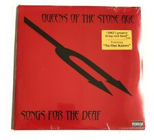 Songs for the Deaf LP by Queens of the Stone Age 2019 Vinyl REISSUE SEALED