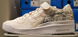 Adidas Women's Forum Low 84 Lifestyle Shoes GX5074