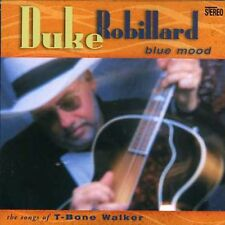 Duke Robillard - Blue Mood [New CD]